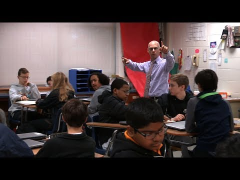 Today's Classroom -  Short Pump Middle School