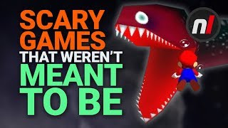 Terrifying Nintendo Games that Weren't Meant to Be Scary