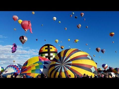 International Balloon Fiesta 2016 - Long Version (Live Video)