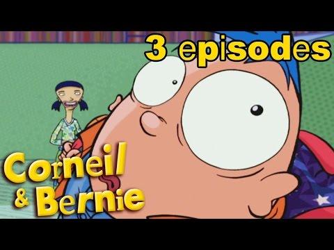 Corneil & Bernie - 3 épisodes HD Compilation #2