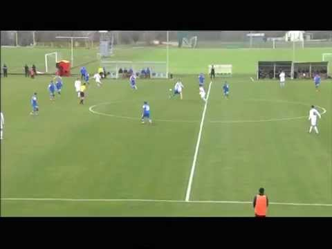 01.04.15. U-19. Металлург - Олимпик (0:1) (обзор матча)