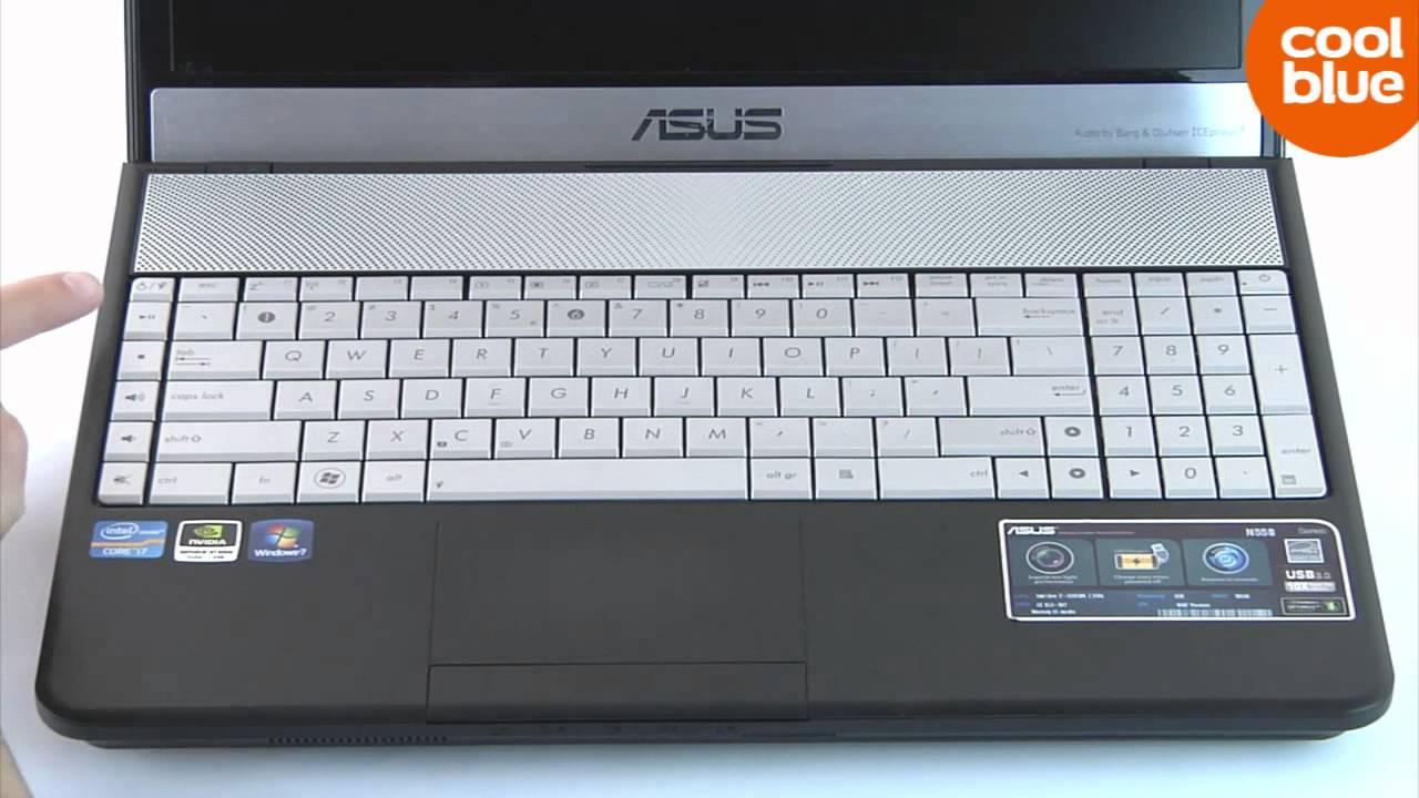 ASUS N55SF DRIVER FOR MAC