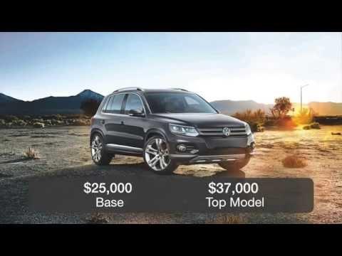 VW Tiguan Overview