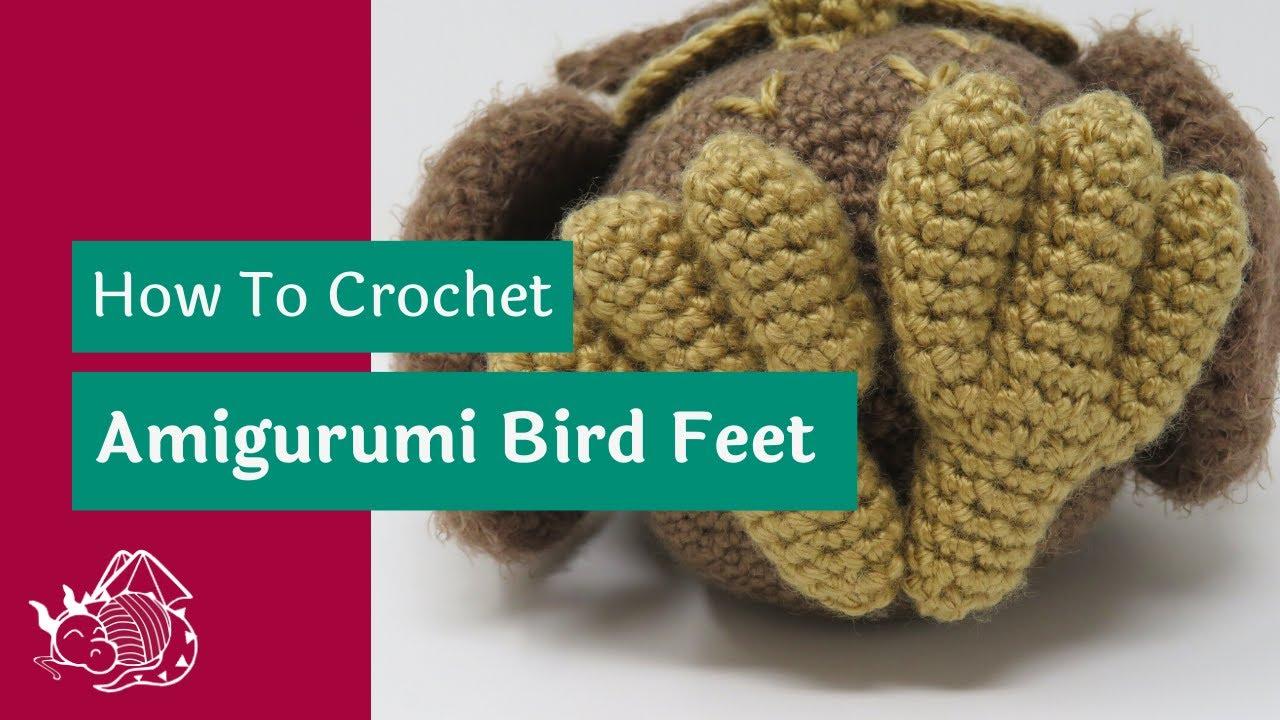Crochet Peacock Free Amigurumi Pattern - Yarn & Hooks | 720x1280
