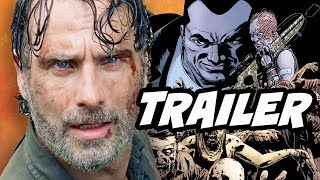 The Walking Dead Season 8 Trailer - All Out War Breakdown