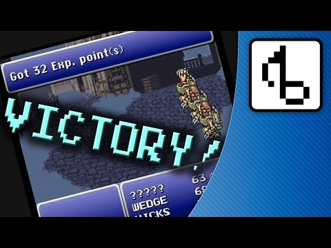 Final Fantasy Victory Theme WITH LYRICS - brentalfloss