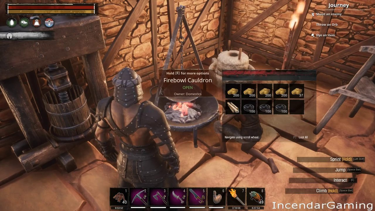 Incendarcom Conan Exiles Consumables Food And Drinks With
