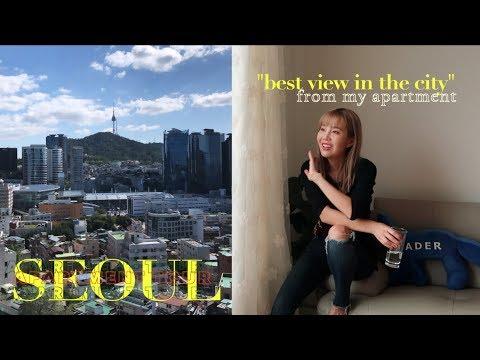 My Korean Apartment Tour In Seoul | $1500/month