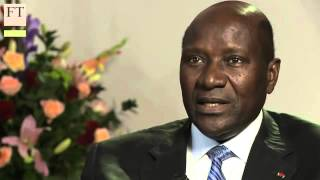 Ivory Coast PM eyes July bond issue   FT World   World   Global Economy Video   FT com