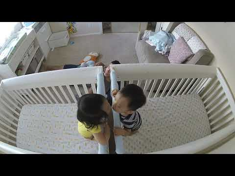 Scotty Page - Watch This: Twin Babies in Cribs…