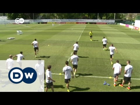 Germany sets up camp for Euro 2016 | DW News