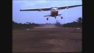 In a Cessna 205 acro