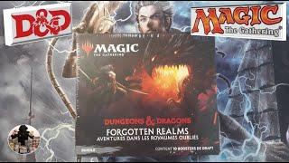 Download Dungeons et Dragons : ouverture du Bundle, cartes @Magic: The Gathering
