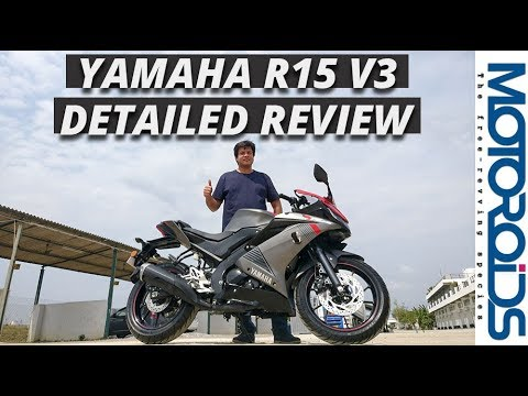 Yamaha R15 V3 Definitive India Review : Every Question Answered