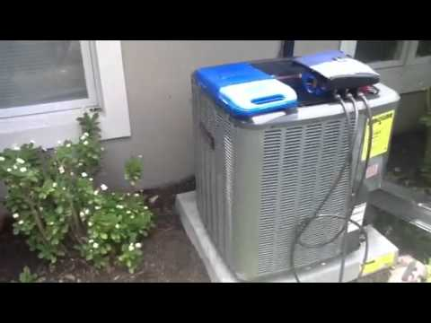 HVAC FL Building Codes; Proper Clearance