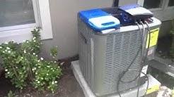 HVAC FL Building Codes; Proper Clearance