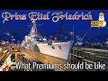 World of Warships - Prinz Eitel Friedrich WiP - What Premiums Should Be Like
