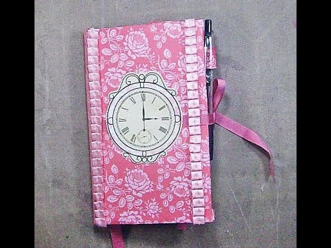 Re-Making A Dollar Tree Planner, Plus Extras