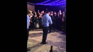 Осетинская свадьба, супер танец жениха