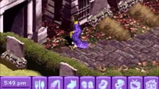 The Urbz: Sims in the City (GBA) - Part 7