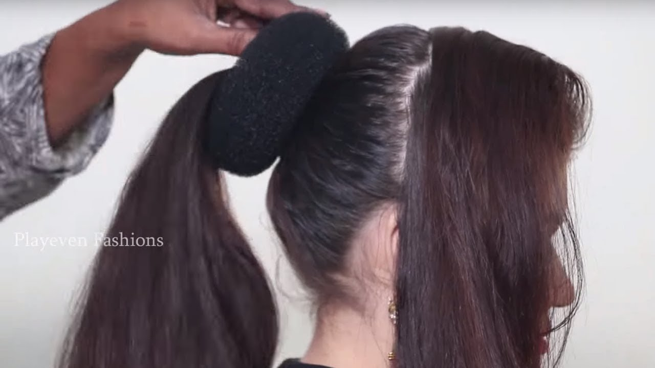 Awesome Hairstyles For Girls Braided Bun Hairstyle For Girls Tutorials New Hairstyle Ideas