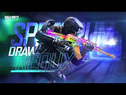 Call of Duty®: Mobile - Spectrum Draw Redux