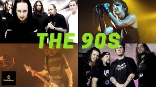 Top 10 Iconic 90s Rock Bands