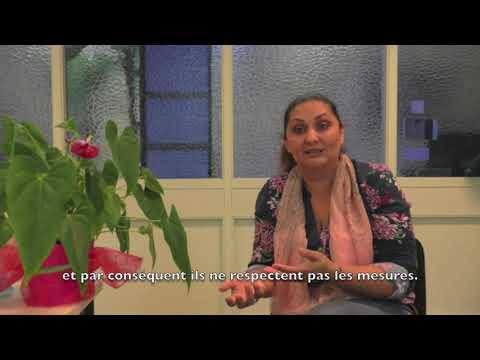 Getuigenis gezondheid (Mihaela Covaci) - Témoignage santé (Mihaela Covaci)