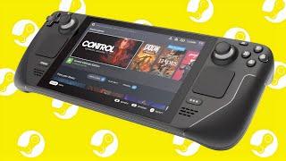 Steam Deck - УБИЙЦА Nintendo Switch!
