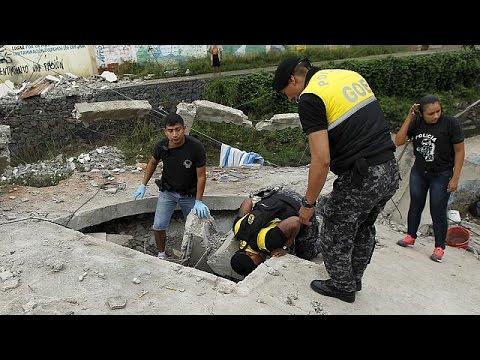 Ekvador'da ölü Sayısı 233'e Yükseldi