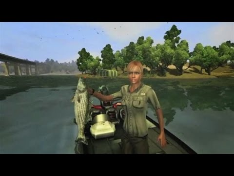 Download rapala pro fishing free pc game full version for Bass pro shop fishing games