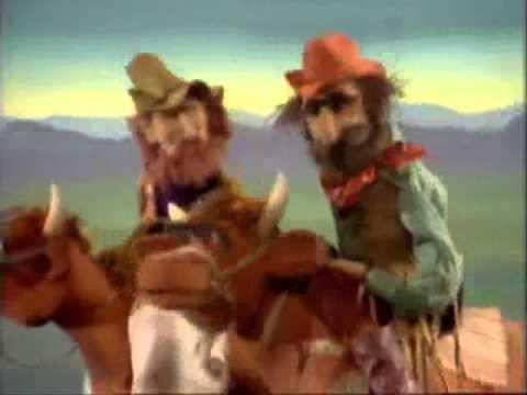 Muppets - Four legged friend