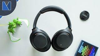 La review más completa de los audífonos más completos 🎧 - Sony WH1000XM3