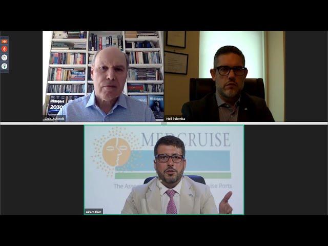 MedCruise meets Costa Cruises | Webinar | June 26, 2020 #PortsTogether