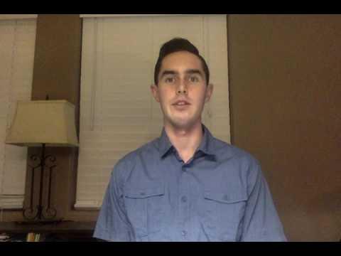 Ryan McBride Video Resume