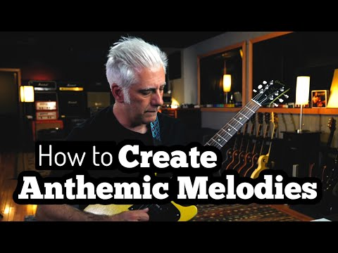 Creating Anthemic Melodies for High Emotional Impact