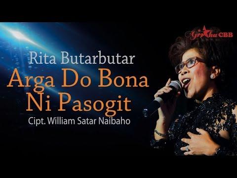 Rita Butar Butar - Arga Do Bona Ni Pasogit (Offical Music Video)