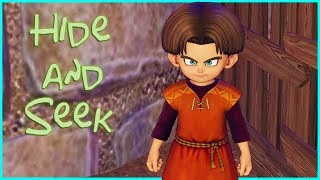 DRAGON QUEST XI: Boss Fight: Wasserteufel (Post Game