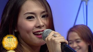Baru! Versi dangdut Risca 'Welcome To My Paradise' [Dahsyat] [1 10 2015]