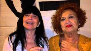 Wanna Marchi e Stefania Nobile, donne di strada