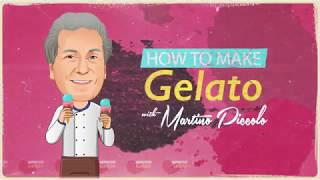 How To Make Gelato