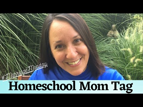 Homeschool / Homeschooling Mom Q & A TAG