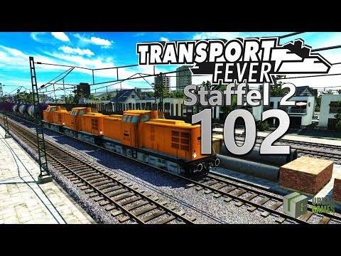 Aufgeladen 🚆 ► [S2 102] ► Let's Play Transport Fever German