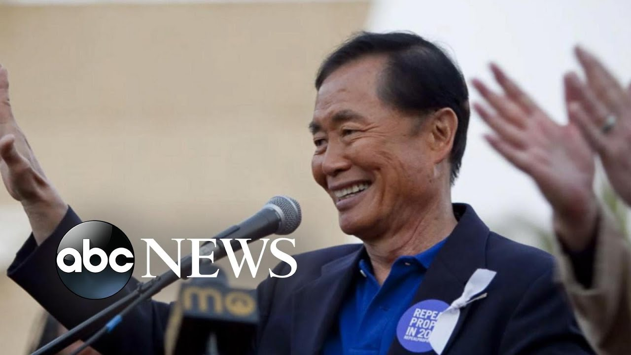 ABC News:George Takei on how his childhood imprisonment affected his activism today | Nightline