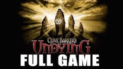 Clive Barker's Undying【FULL GAME】| Longplay