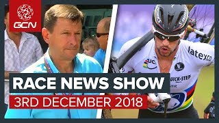 A Tribute To The Voice Of Cycling, Paul Sherwen   The Cycling Race News Show