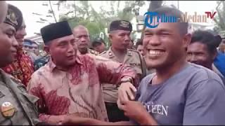 Download Video Ribuan Demonstran Bersalaman dan Swafoto dengan Edy Rahmayadi MP3 3GP MP4