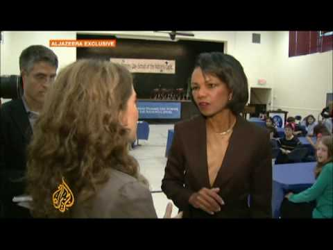 Rice denies approving use of torture - 4 May 09