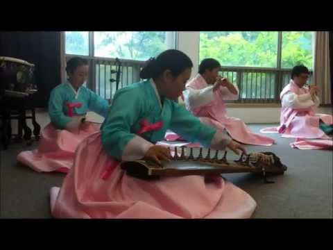 Korean Sinawi Performance