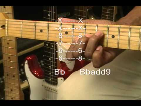 Guitar Chord Form Tutorial 67l Left Hand View Funky Ohio Chords For